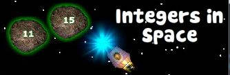 Play Integers In Space
